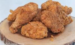 How to Make Crispy Fried Chicken (Spicy Version)