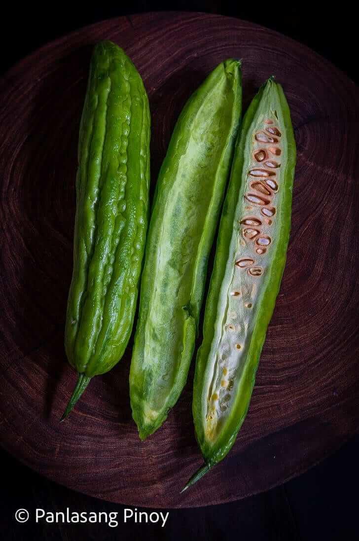 ampalaya vegetable