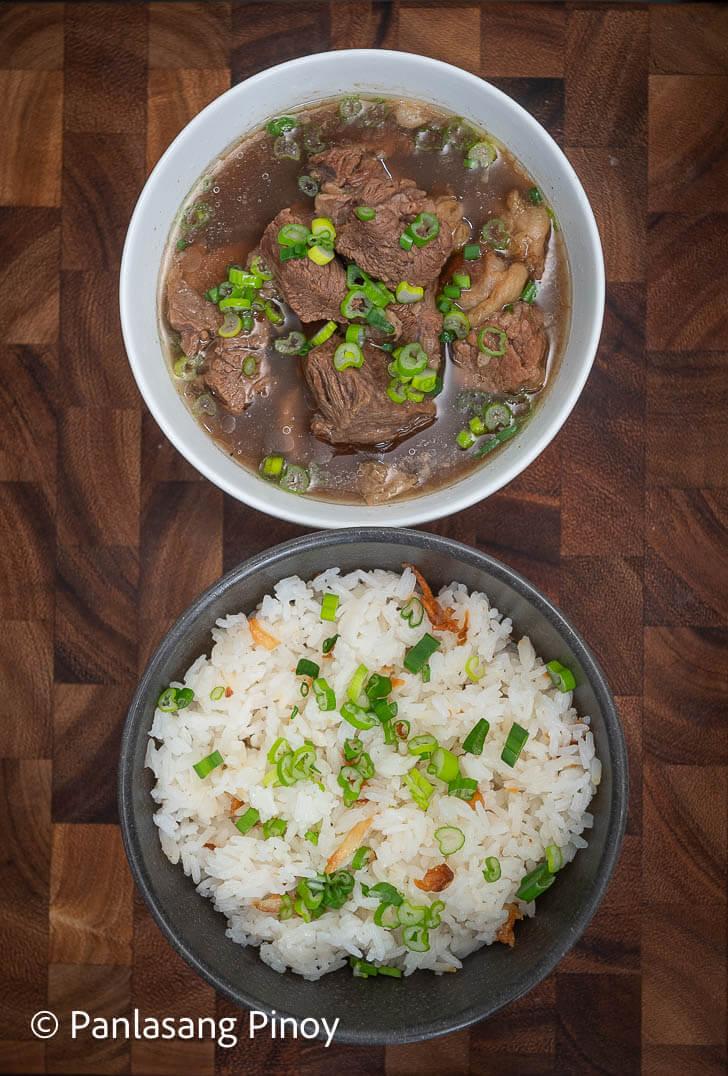 beef pares sa kanto recipe