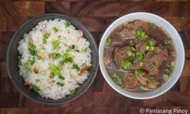 Beef Pares sa Kanto