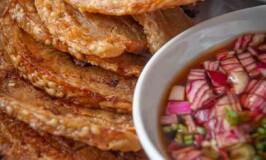 Crispy Pork Belly Chips