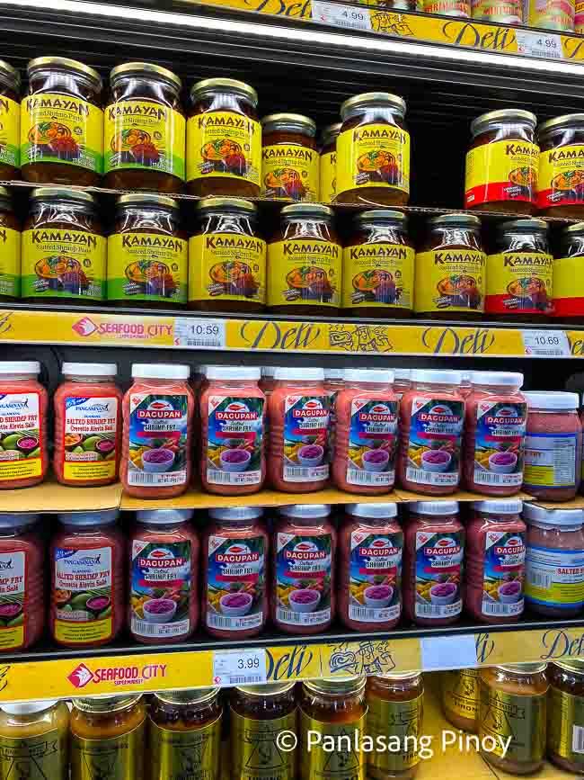 Where to Buy Bagoong?