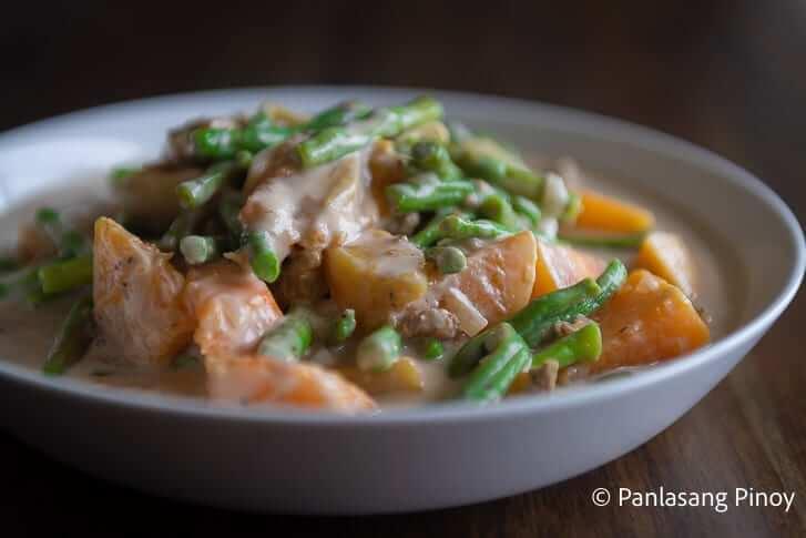 Ginataang Sitaw Recipe