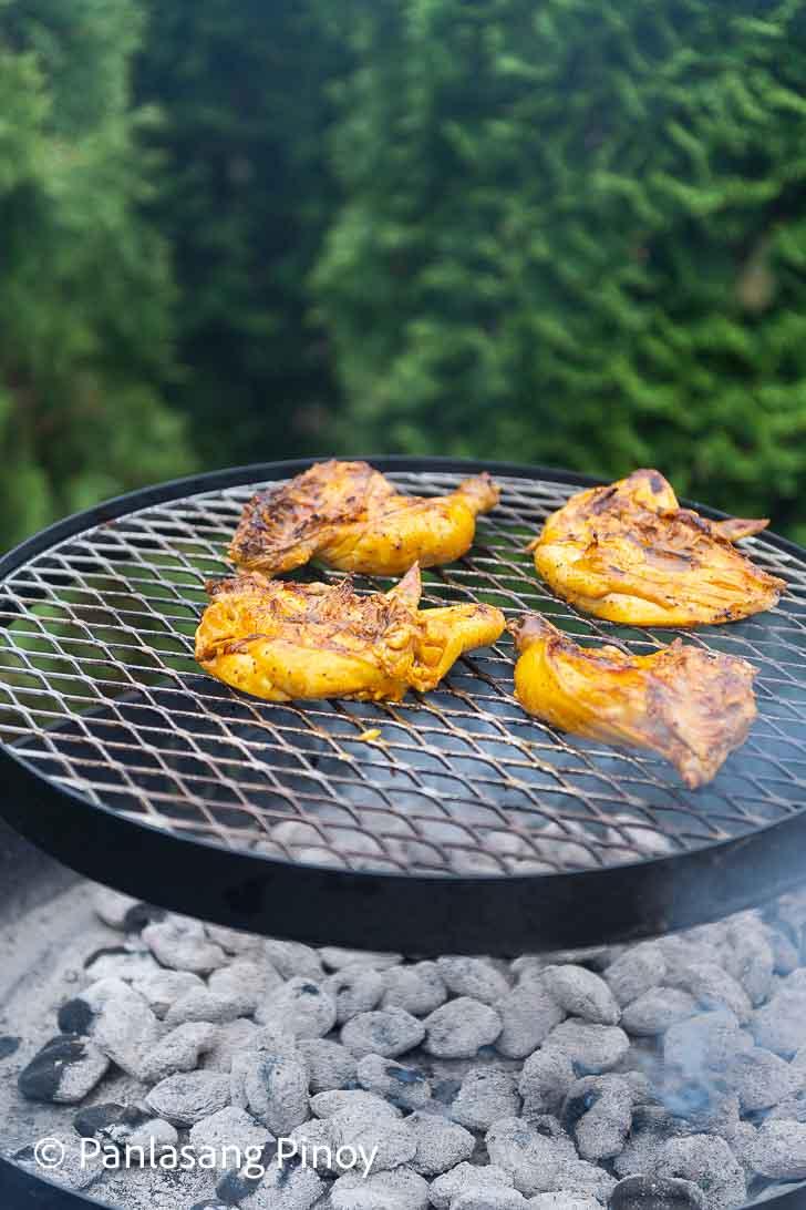 grilled chicken filipino