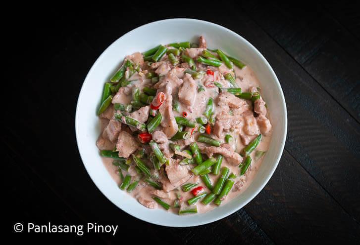 Bicol Express Gising-Gising Recipe