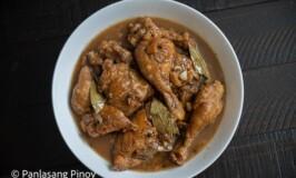 Chicken Paksiw