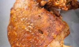Air Fryer Crispy Pata