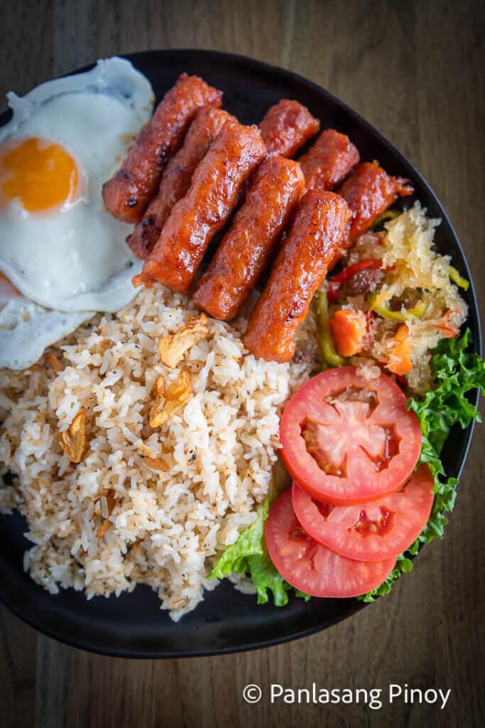 longanisa meal