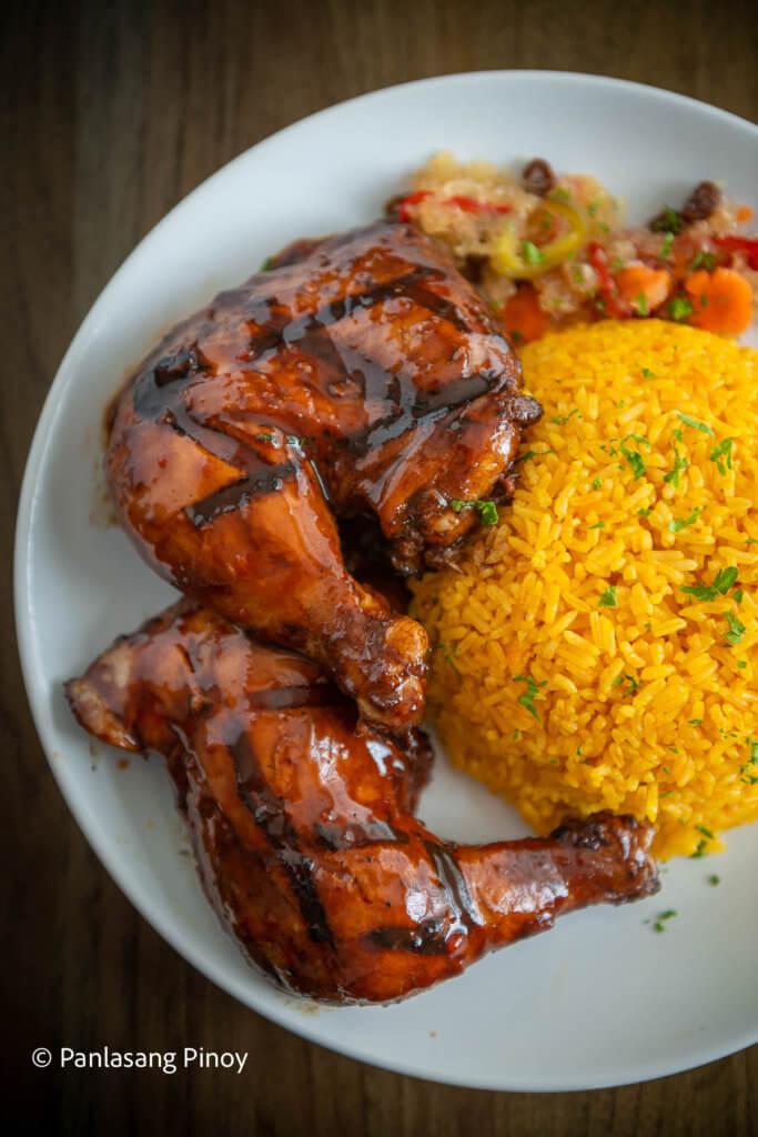 Chicken Barbecue Panlasang Pinoy