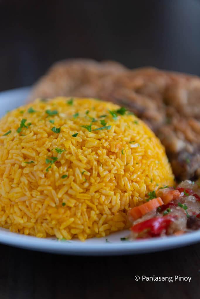 Java Rice Recipe