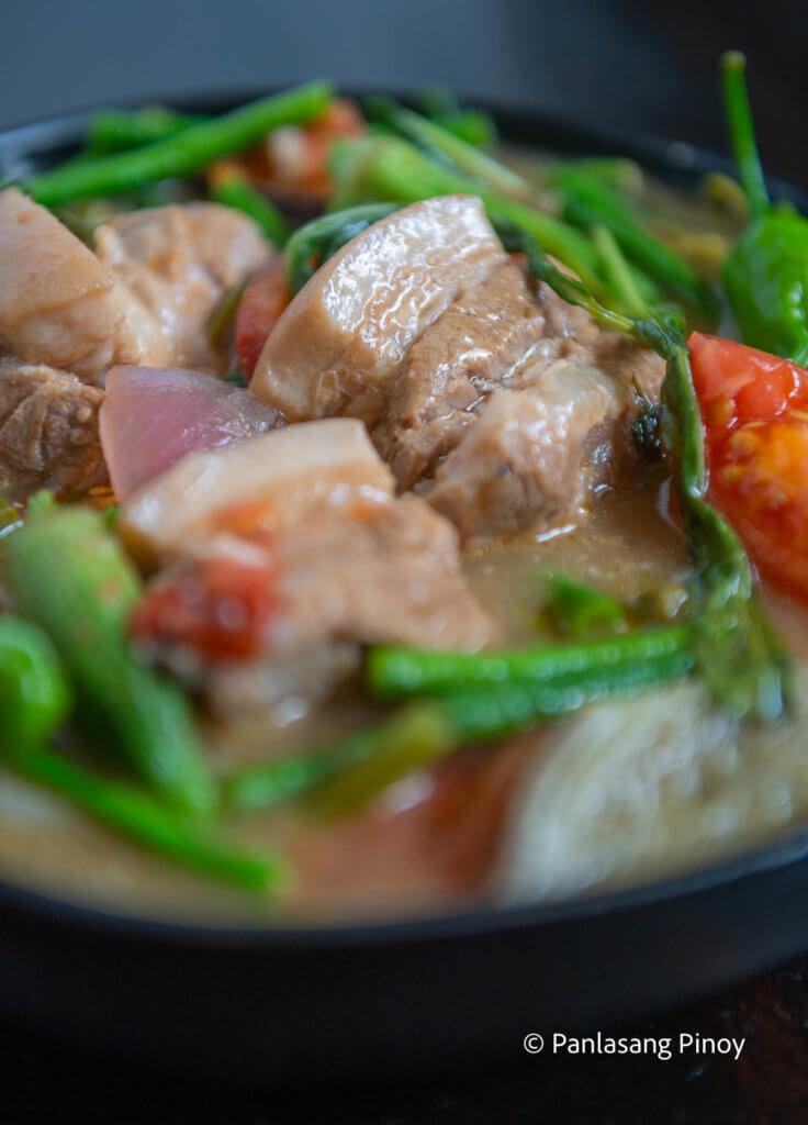 Pork Sinigang Recipe Panlasang Pinoy