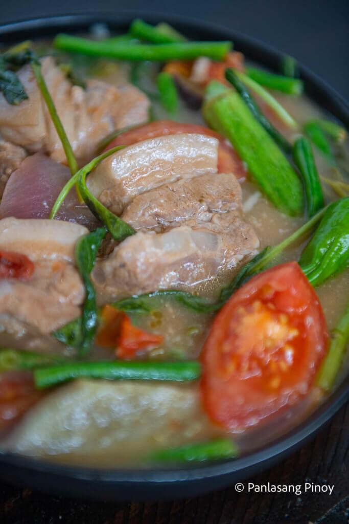 Pork Sinigang Recipe Special