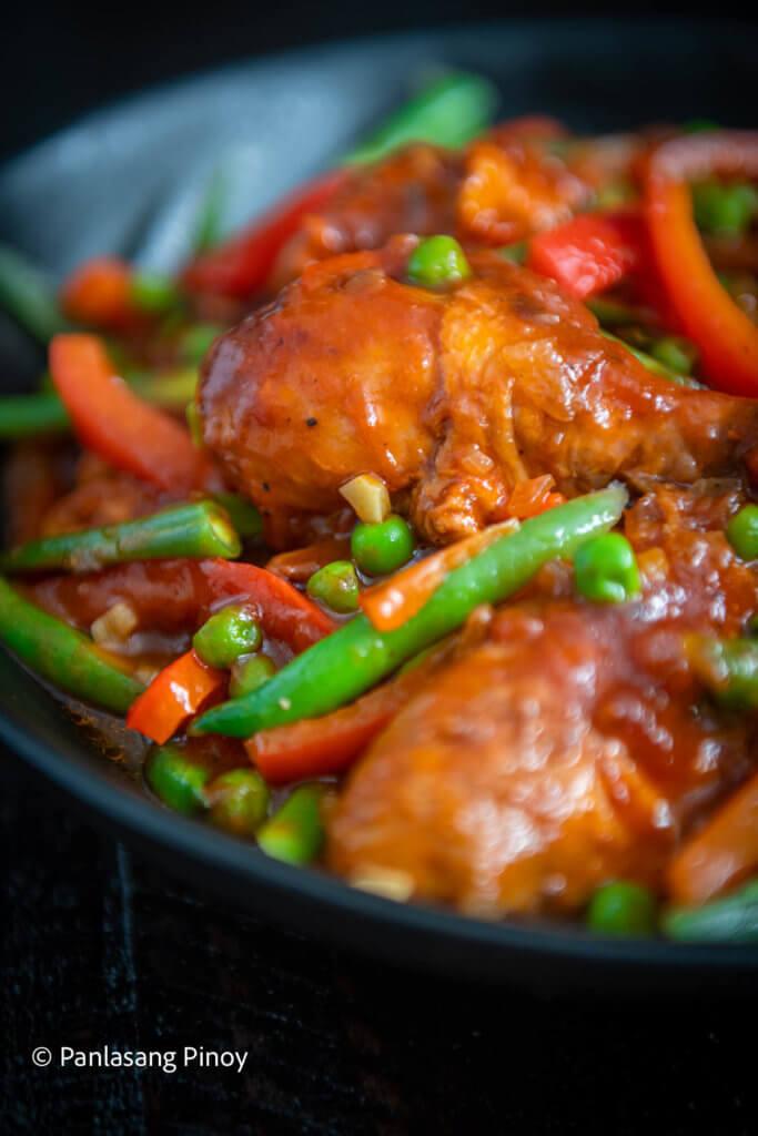 Sinarsahang Manok Recipe