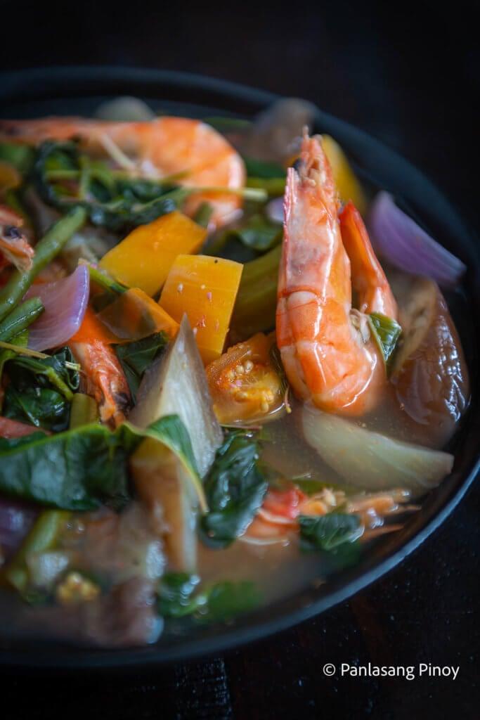 how to cook laswa