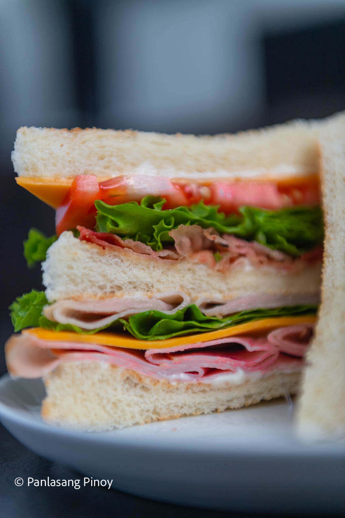 Clubhouse Sandwich Recipe